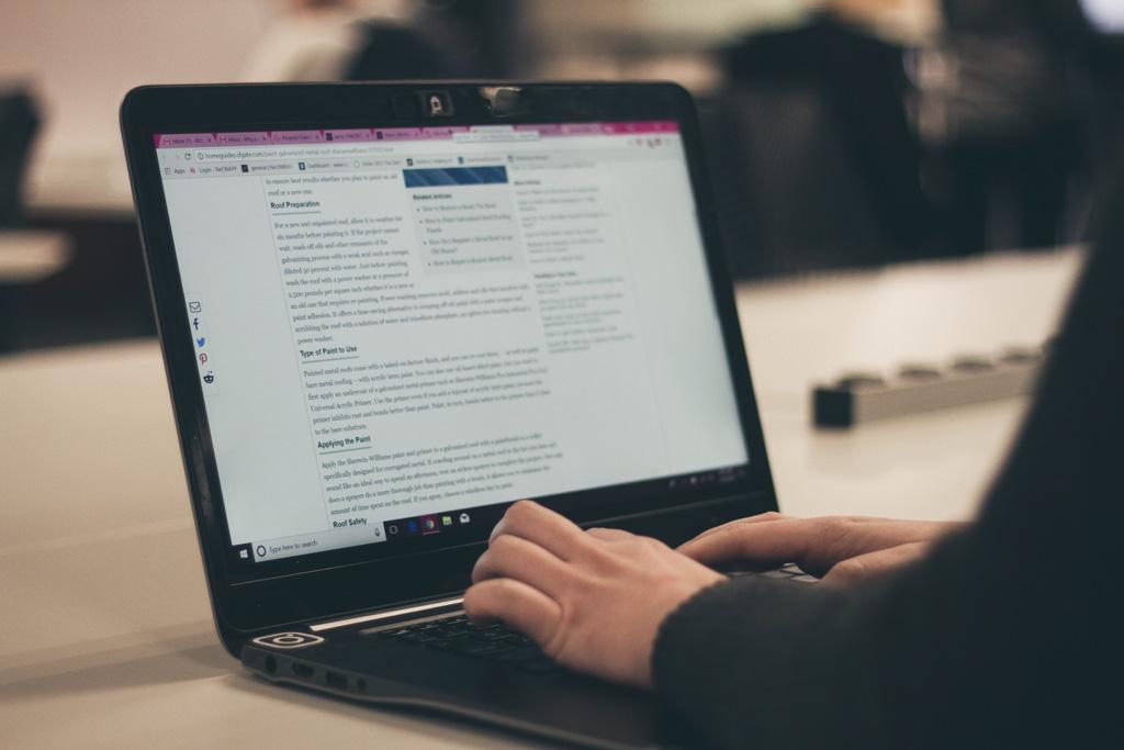 accounting blogging